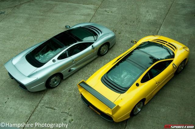 jaguar xj220 11 640x425