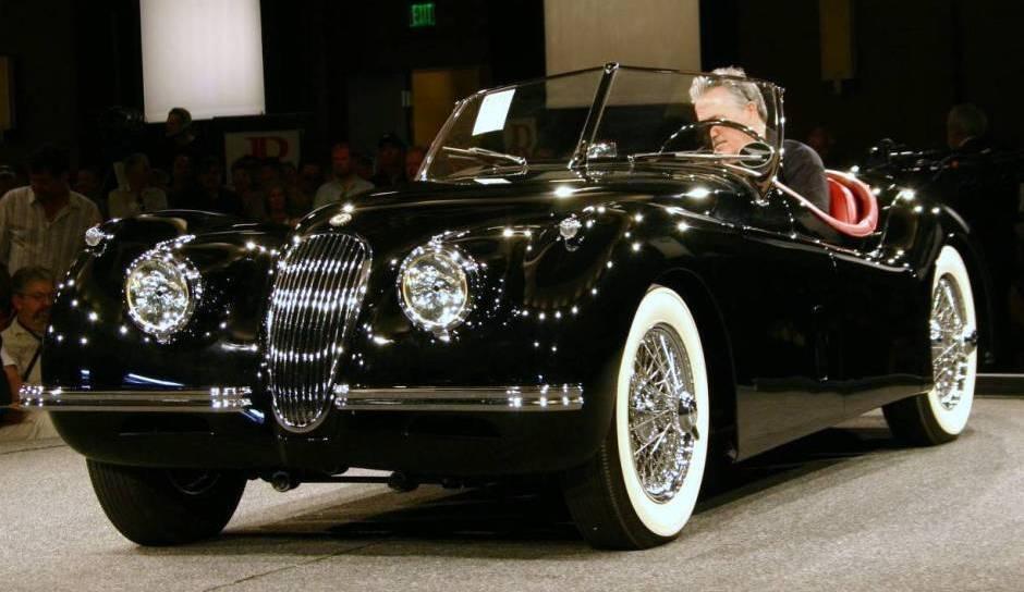1953 jaguar XK
