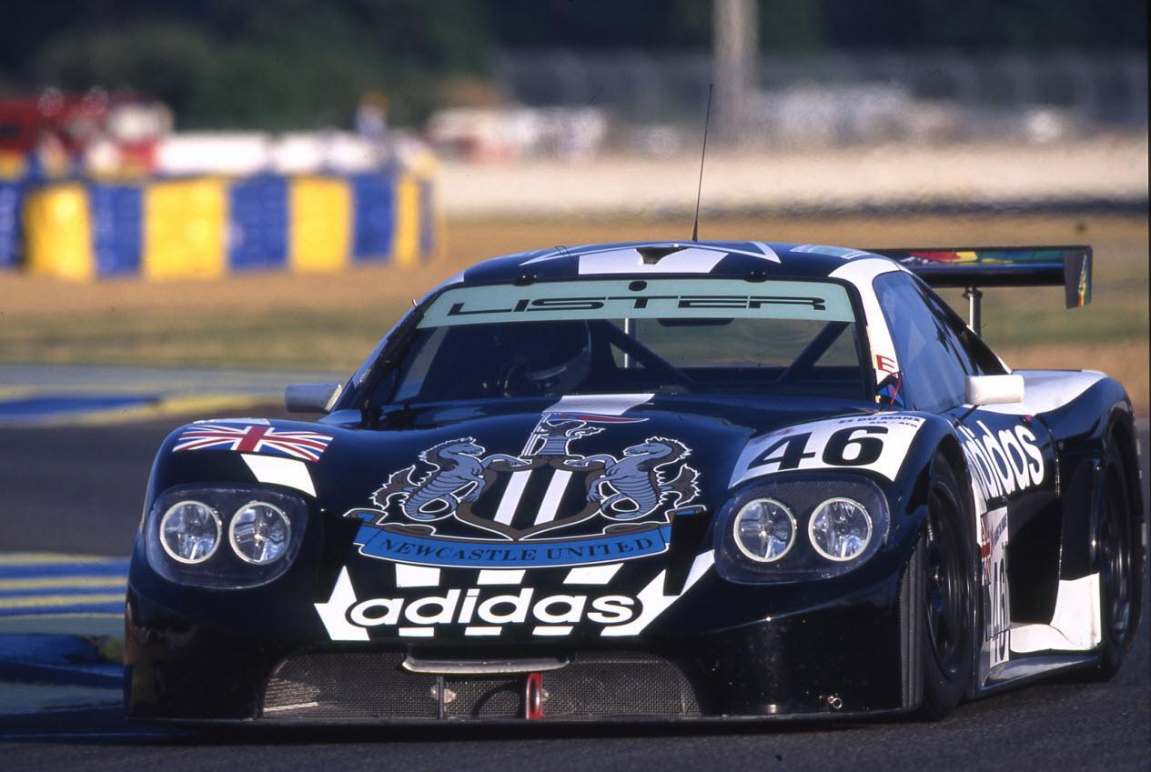 Lister Storm Le Mans 1997