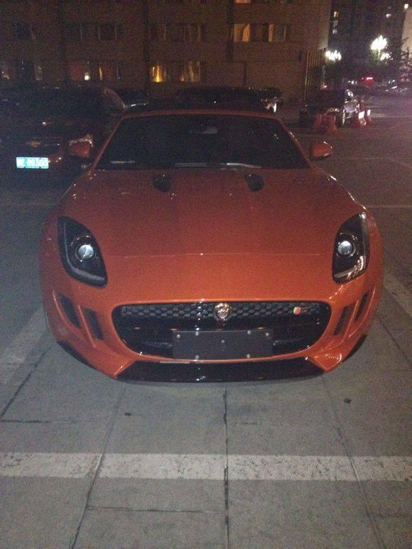 F Type In China