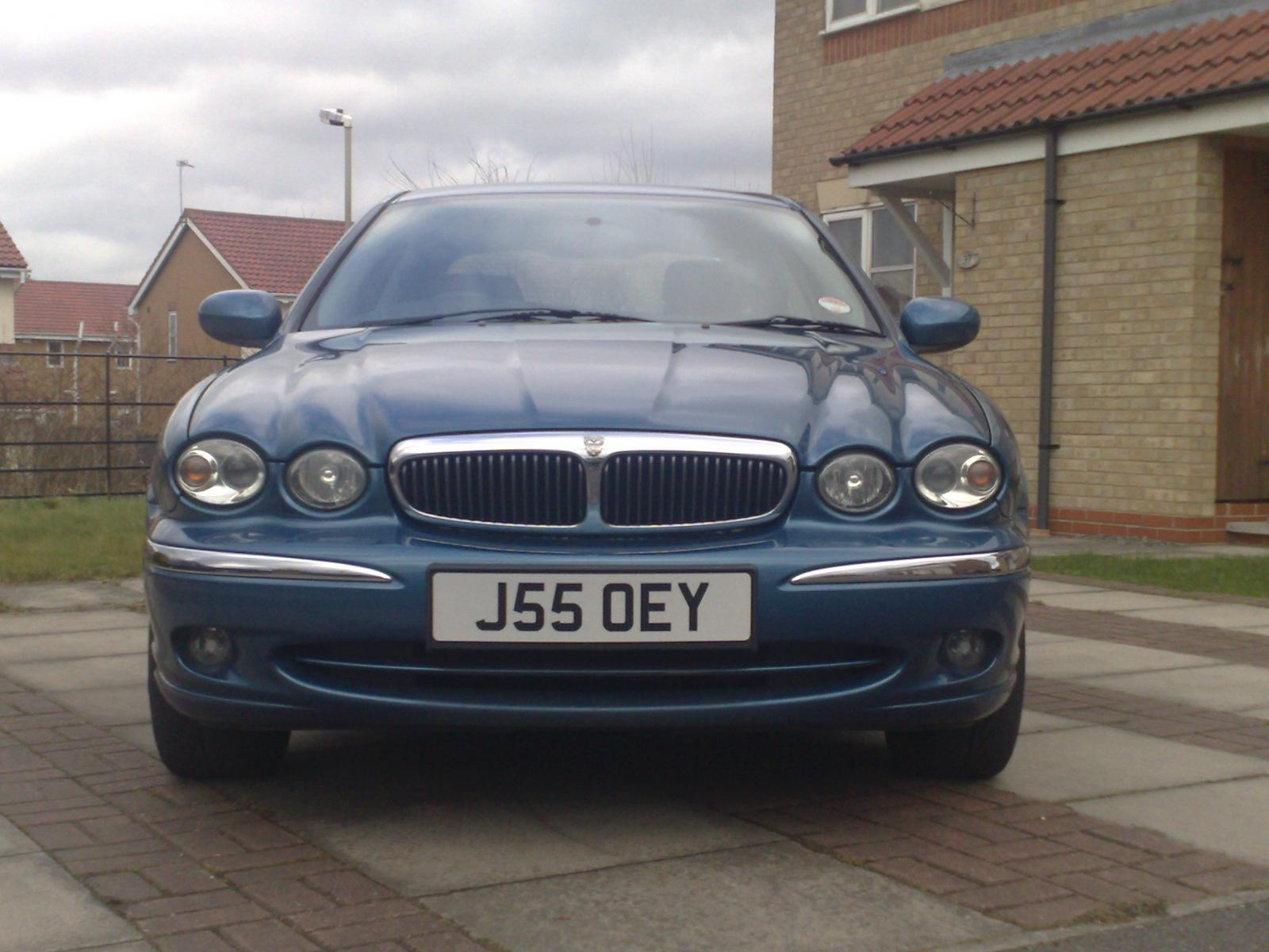 My first Jag