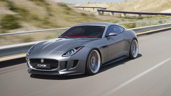 Jaguar CX16 Concept