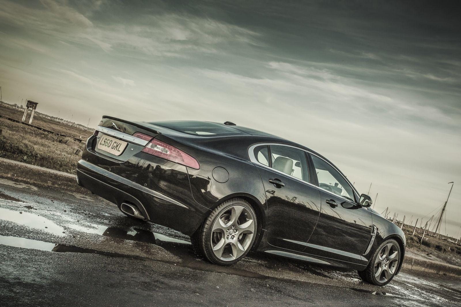 Editorial Shot of my new Jaguar XF 3.0 S