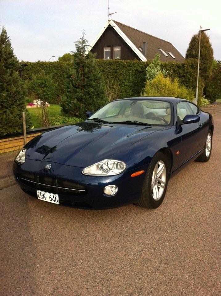 Jaguar XK8 2005