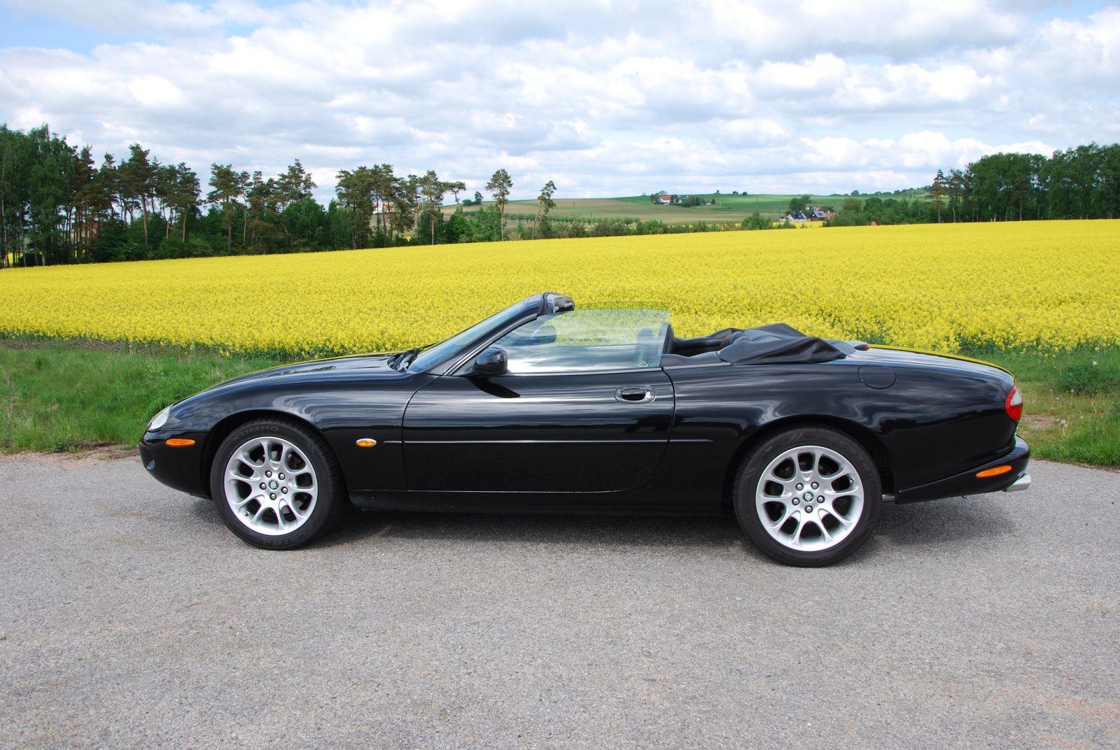 Jaguar XK8 1999