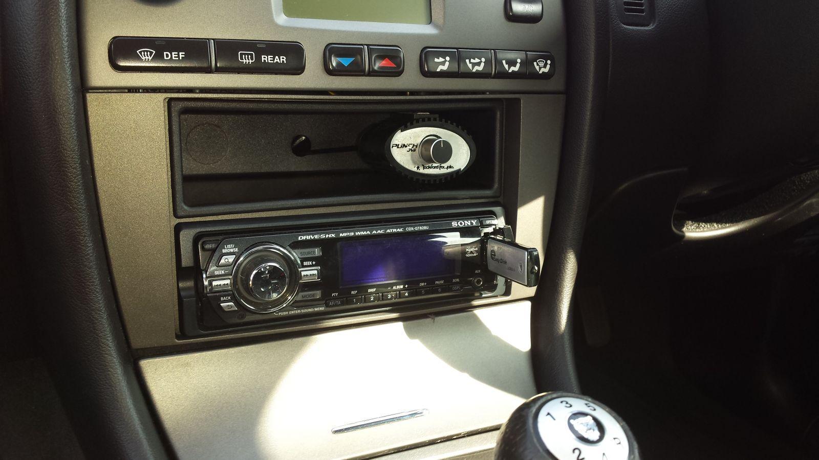 Car stereo 1