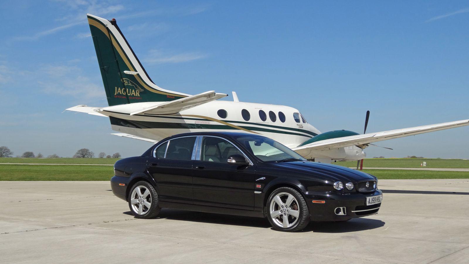 Jaguar Car and Aircraft 3