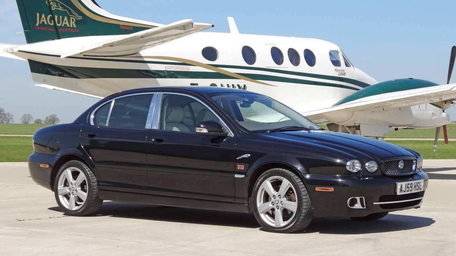 Jaguar Car and Aircraft 2