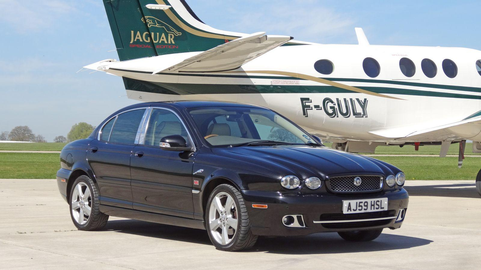 Jaguar Car and Aircarft 4