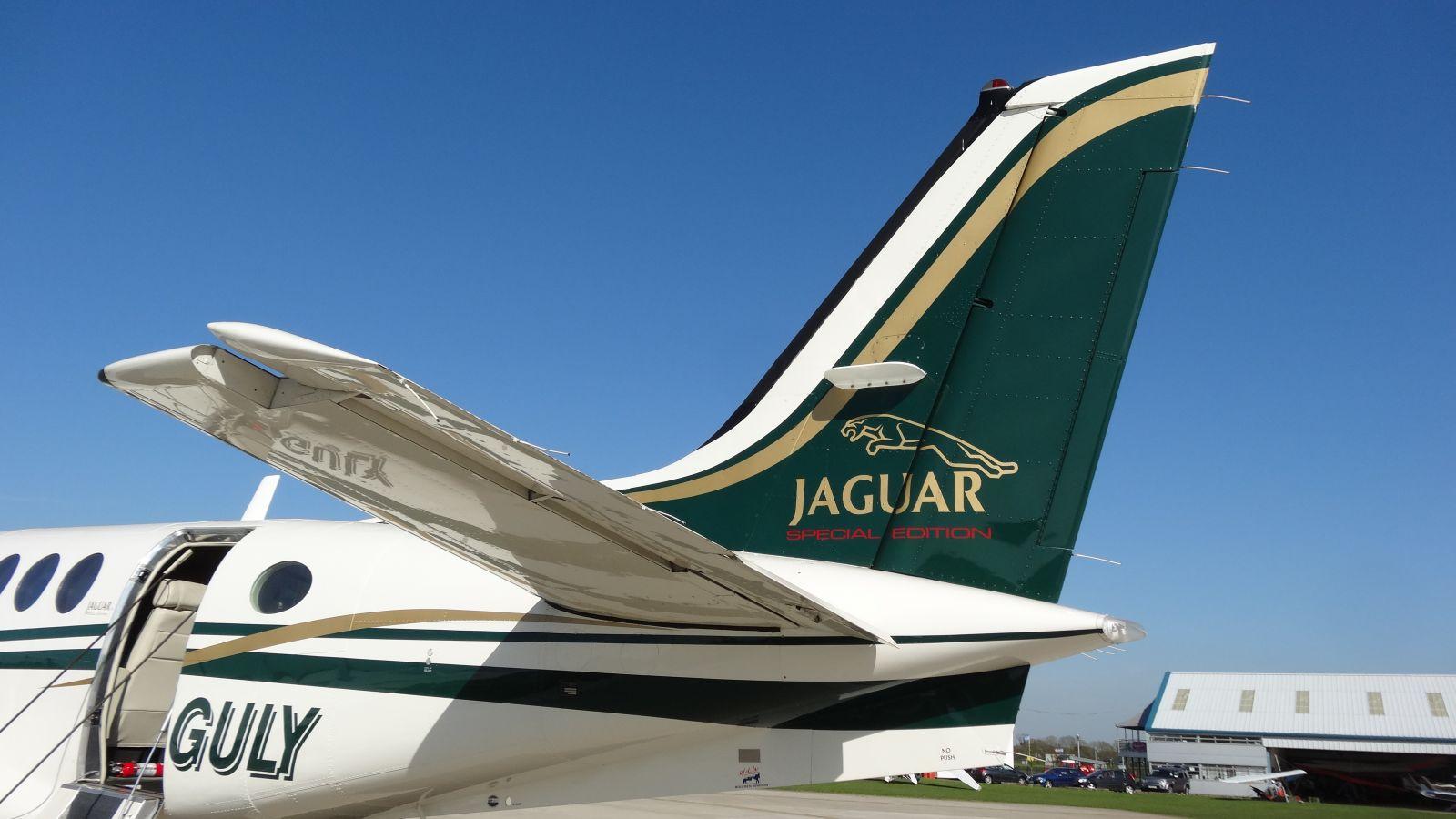 Jaguar Car and Aircraft 7