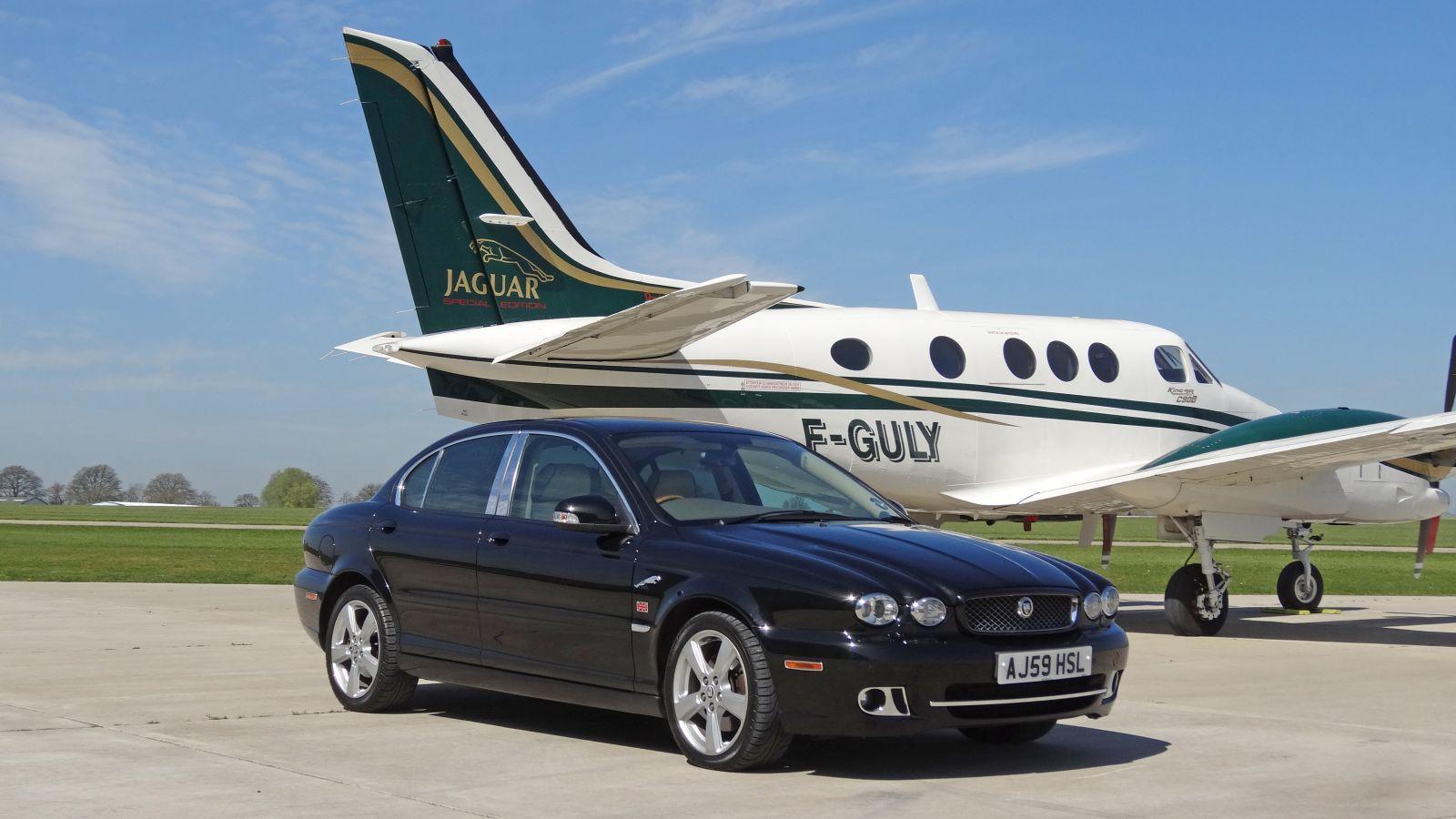 Jaguar Car and Aircraft 1