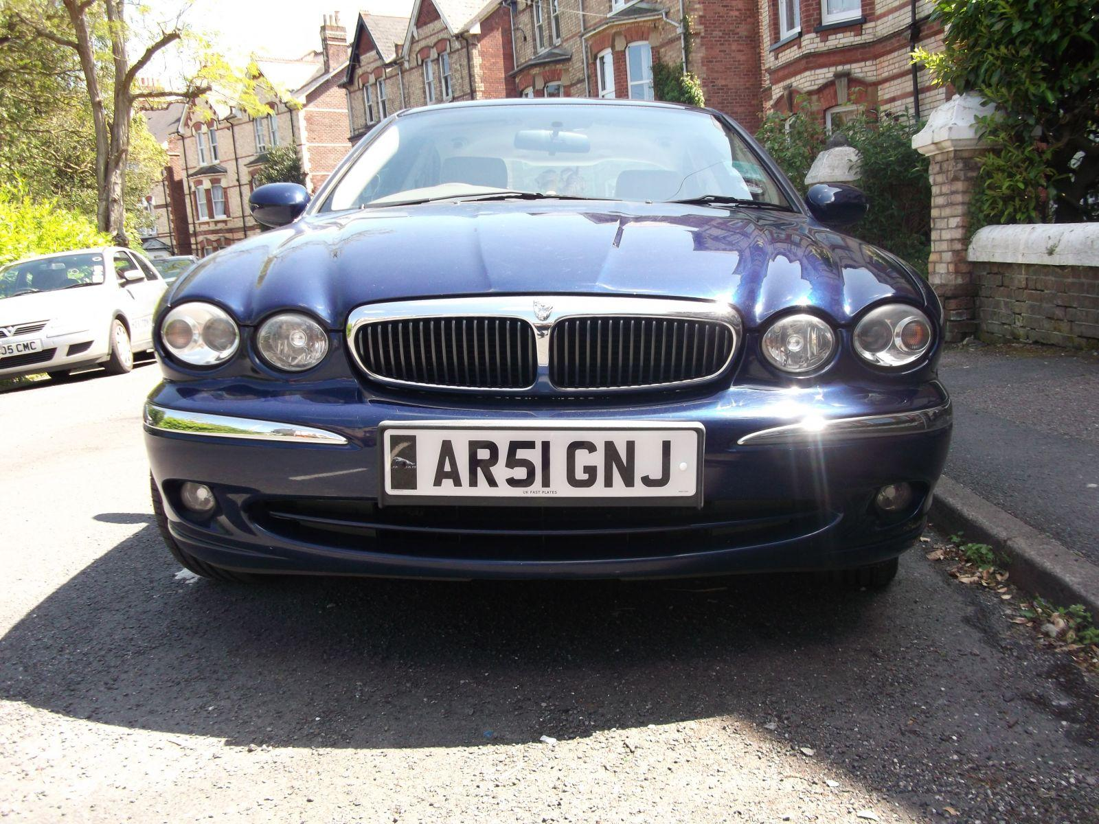 front New plates