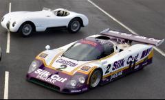 Jaguar RSR XKR GT2 Le Mans 2010 2