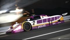 jaguar Xjr 9 Lm race Car