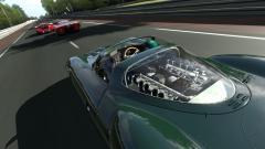 Circuit De La Sarthe Jaguar XJ13 Race Car