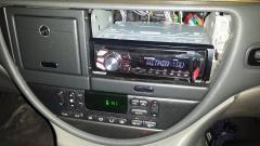 S Type 2001 - Radio Change