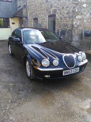 My S-Type 4.2 V8 2003