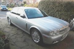 Daimler xj super 8
