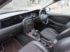 Showing the interior . . .