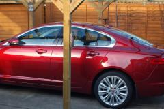 My XF the best colour in my opinion - Claret Red.
