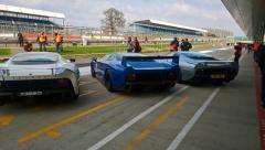 Jaguar Classics & Race Cars