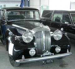 Royal Daimler, South Island New Zealand