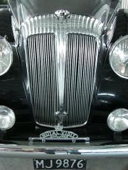 Royal Daimler and NZ Jaguar