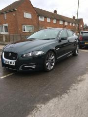 Jaguar XFS V6