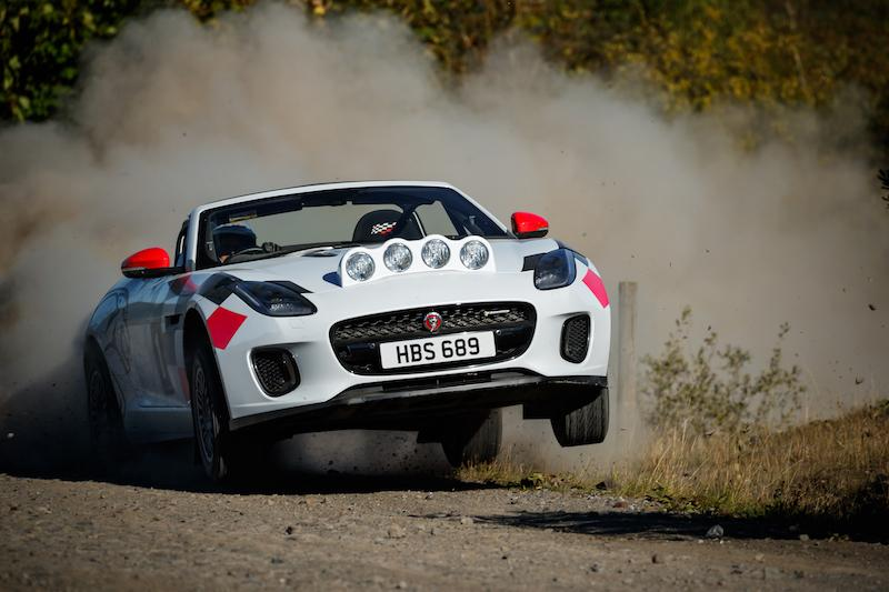 F-TYPE Chequered Flag Limited Edition